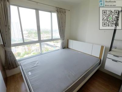 For RentCondoChengwatana, Muangthong : [[VA267]] For Rent Lumpini Ville Chaengwatthana - Pakkret - 1 bed 23 sq.m.